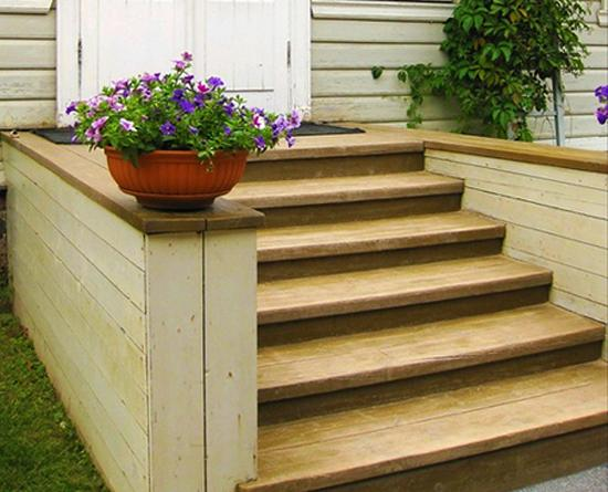 Outdoor Staircase Design Modern Ideas And Materials