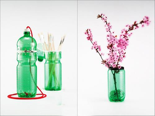 10 Quick Ideas To Recycle Plastic Bottles And Packaging Containers