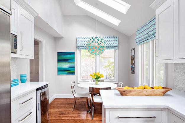 Modern Skylights Window Designs Visually Stretching Small