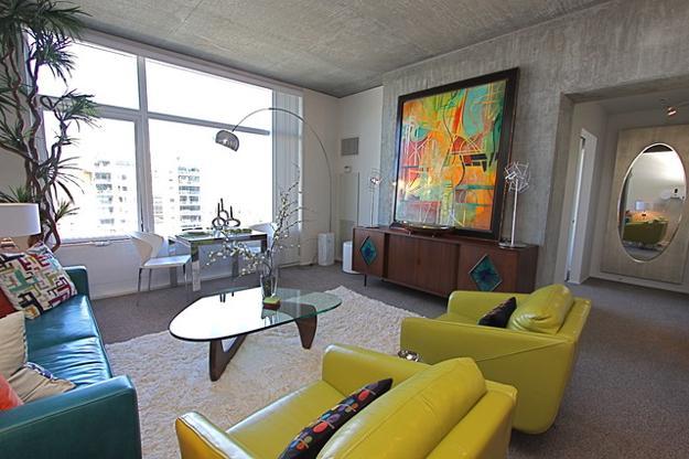 Retro Modern Furniture Giving Retrospect Look At