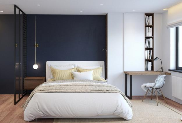 Merveilleux Latest Trends In Decorating Bedrooms Saying Yes To Empty Walls