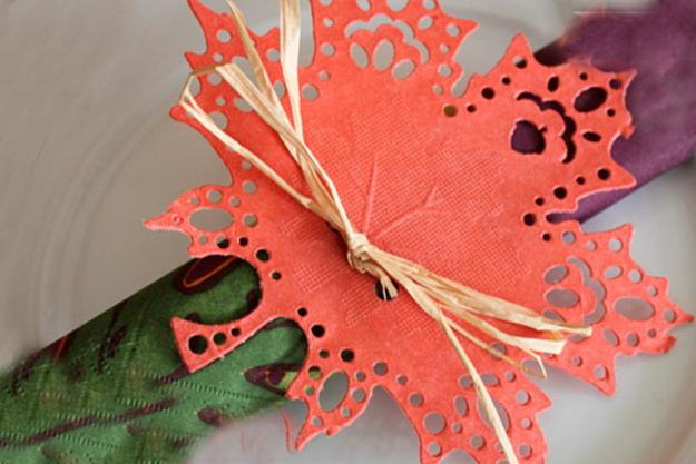 Maple Leaves Food Design Ideas And Table Decorations For