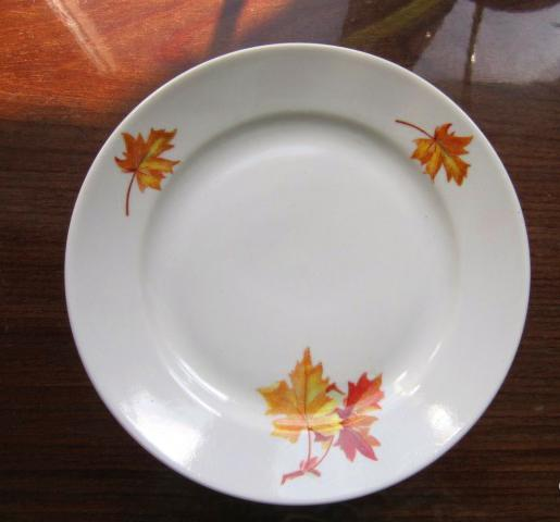 Food Design Ideas: Maple Leaves, Food Design Ideas And Table Decorations For