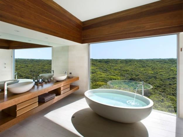 6 Design Trends Creating Modern Bathroom Interiors In