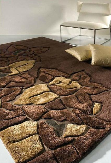 Latest Trends In Contemporary Rugs Blending Modern Art And