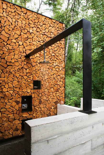 25 Outdoor Shower Designs Adding Fashion And Flair To
