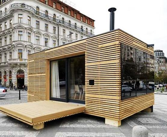 Modern Pavilions Adding Visual Interest To Functional
