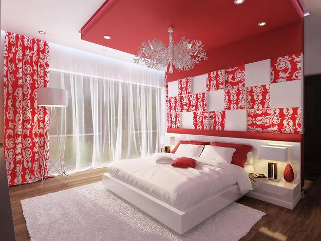Bright Red Color Activating Romance and Accentuating Bold ...