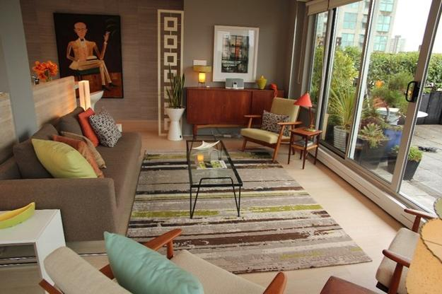 20 Modern Interior Design Ideas Reviving Retro Styles of Mid Century ...