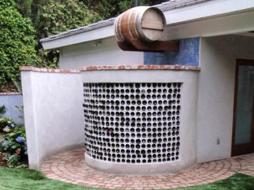 25 outdoor shower designs adding fashion and flair to - Outdoor shower enclosure ideas ...