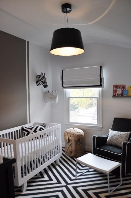 Baby Boy Room Design Pictures: Latest Trends Bringing Geometric Shapes And Patterns Into
