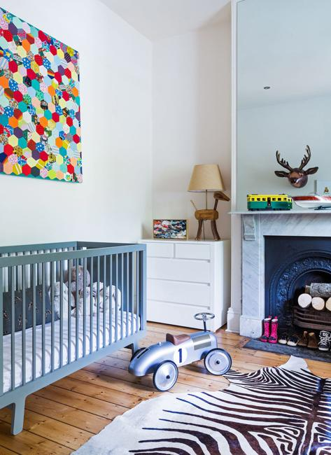 Latest Trends Bringing Geometric Shapes And Patterns Into Baby Boys