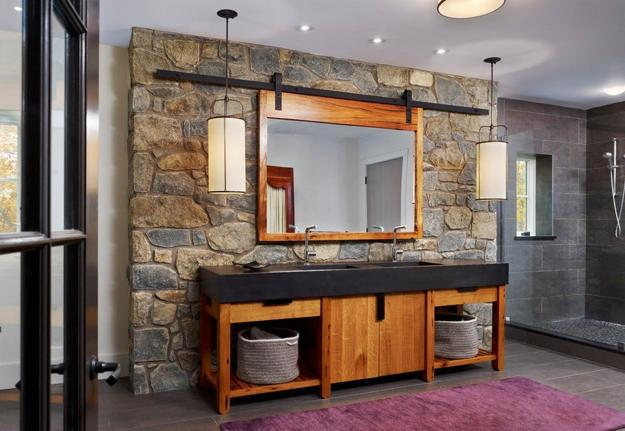 Latest Trends In Decorating With Bathroom Mirrors