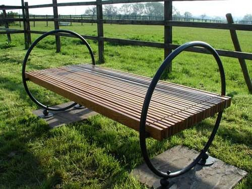Phenomenal Original Garden Benches Adding Beautiful Accents To Backyard Dailytribune Chair Design For Home Dailytribuneorg