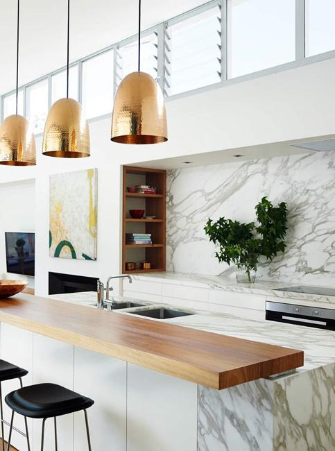 Genial Modern Kitchen Islands With High Countertops And Bar Chairs