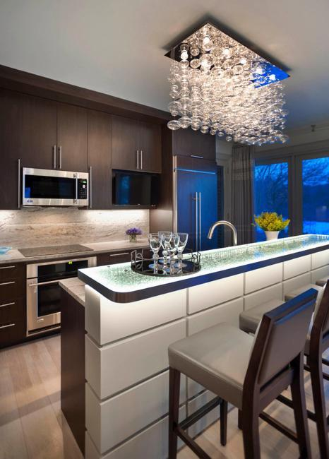 Oat Color Scheme With Green Pastels For Modern Kitchen Design And Cool Contemporary Kitchen Colors