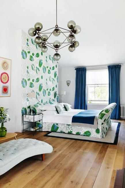 5 Beautiful Accent Wall Ideas To Spruce Up Your Home: 15 Modern Bedroom Design Trends And Stylish Room