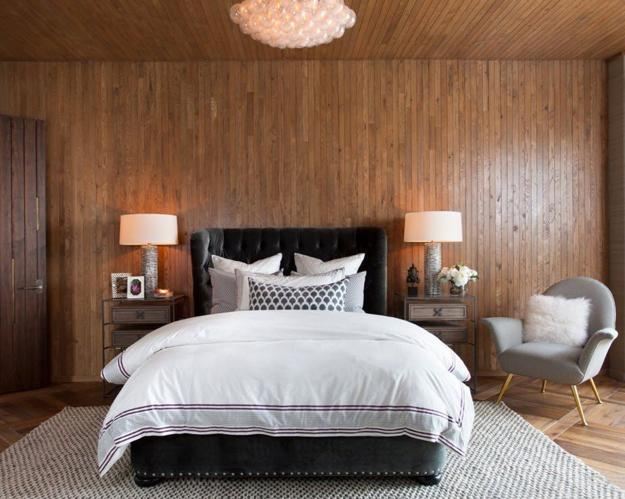 15 modern bedroom design trends 2017 and stylish room - Modern small bedroom interior design ...