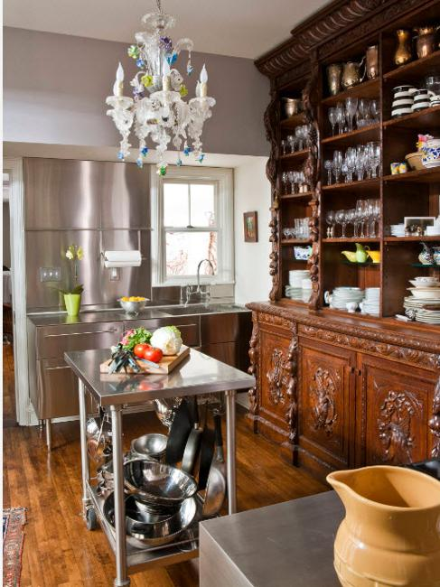 Feng Shui Kitchen Paint Colors Pictures Ideas From Hgtv: Modern Kitchen Design Trends Blending Novelty And
