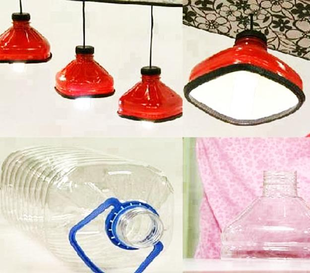 20 Recycling Ideas For Home Decor: 10 Fabulous Ideas To Reuse And Recycle Plastic Bottles And