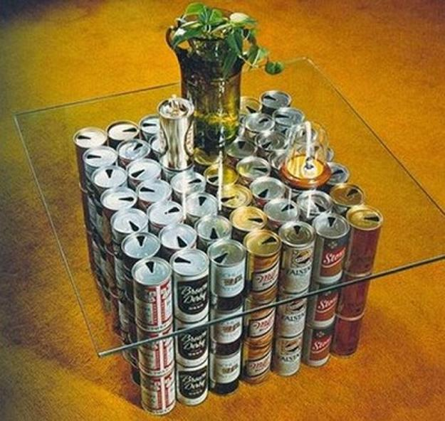 Going Green By Recycling Metal Cans For Money Saving Home