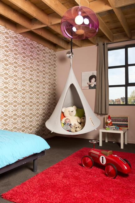 Hanging Hammock Chairs Adding Camping Fun To Modern
