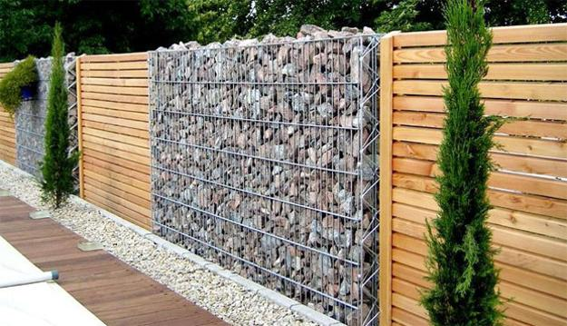 Beautiful Fence Designs Blending Various Materials for Unique ...