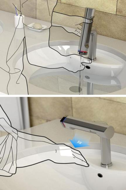 Smart Faucets Creating Eco Friendly Kitchen And Bathroom