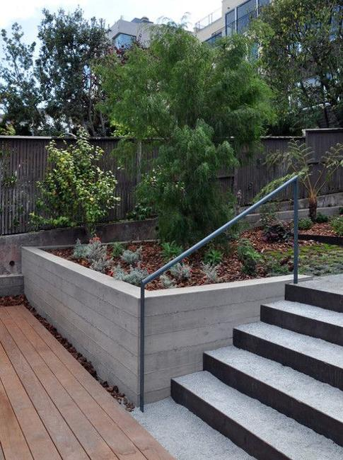 metal-edging-garden-border-landscaping-ideas-1 Island Bed Garden Design Small on herb garden design, island landscape design, garden perennial flower bed design,
