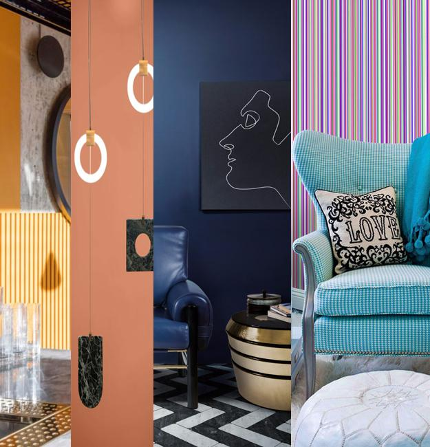 8 Modern Color Trends 2018, Ideas For Creating Vibrant