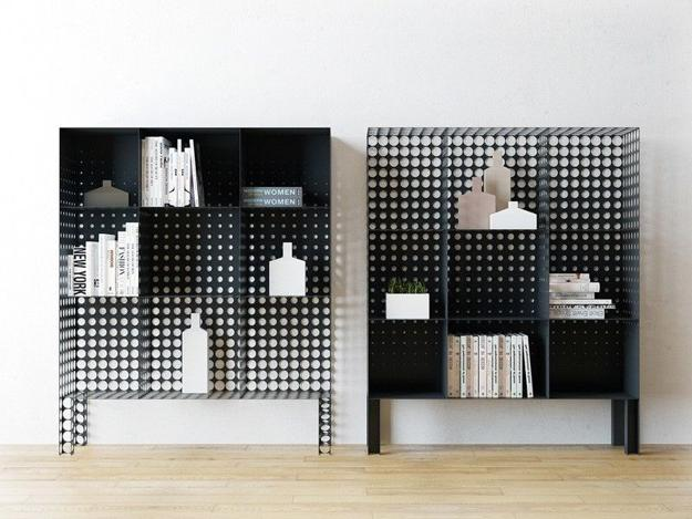 Perforated Designs Bringing Light And Playful Geometry