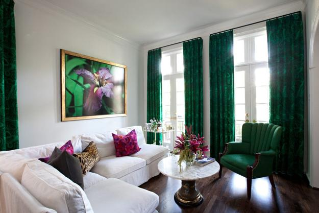 Complementary And Sophisticated Pink Green Color Schemes Inspired By