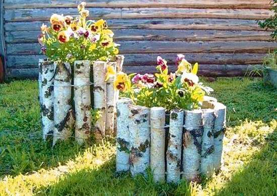 Ideas To Recycle Tree Stumps For Original Log Furniture