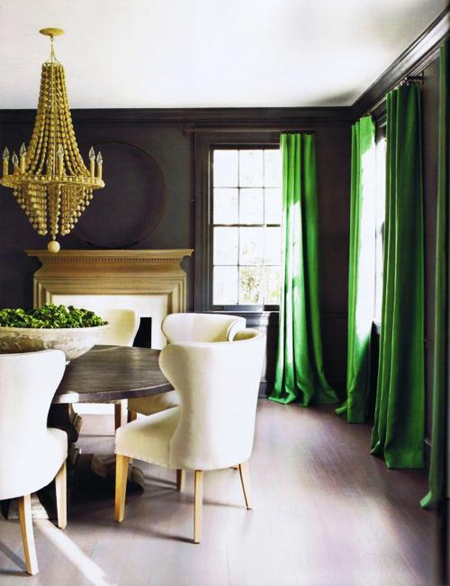 Choosing Accents For Interior Design Color Schemes With