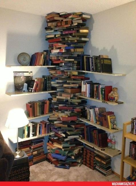 30 Original Ideas To Maximize Book Storage And Add Fun To