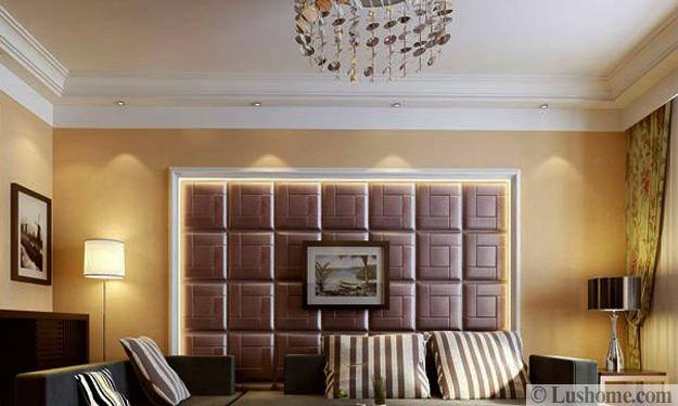 3d Wall Paneling For Living Room Design