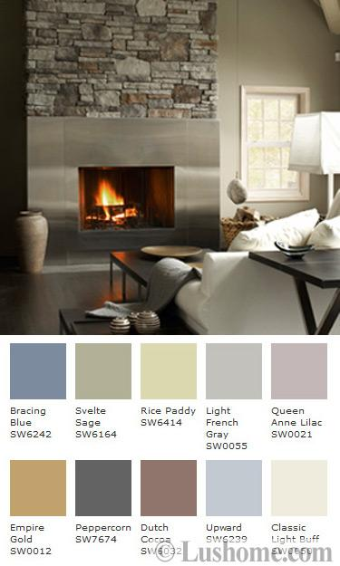 Popular Color Schemes Blending Stylish Hues With Traditional ...