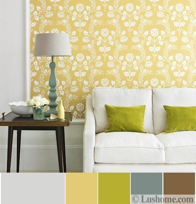 10 Green Color Schemes, Tips To Use And Love Green Accents