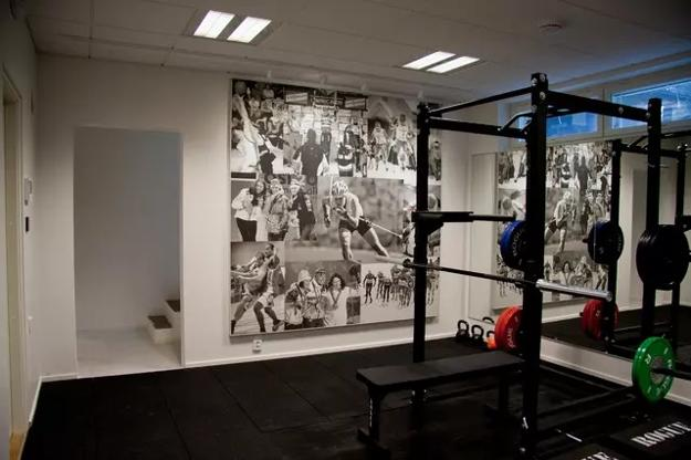 Inspiring home gym design ideas and decorative accents that motivate