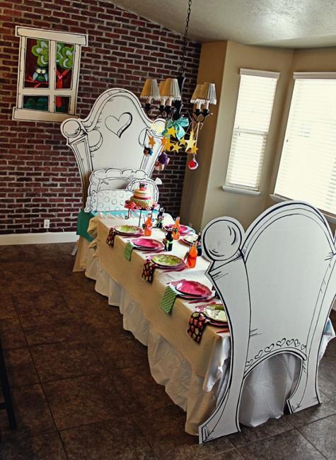 Brilliant Back To School Party Table Decoration Ideas