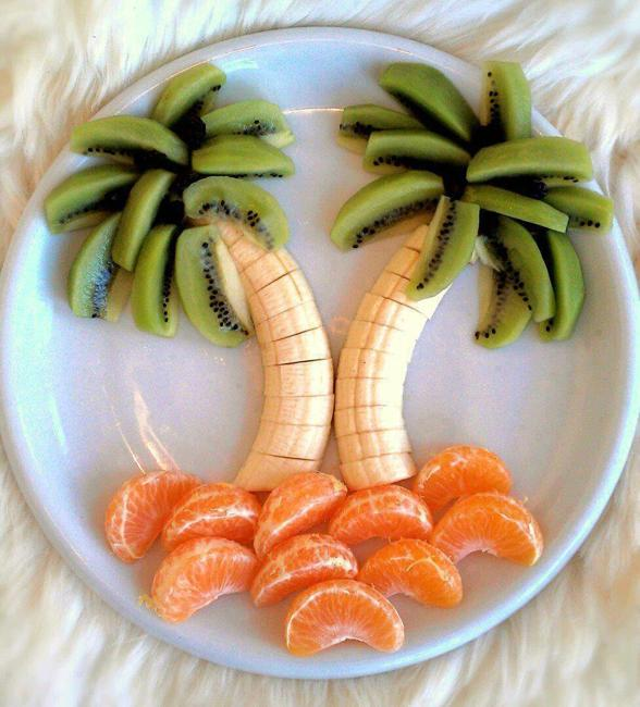 food decoration ideas