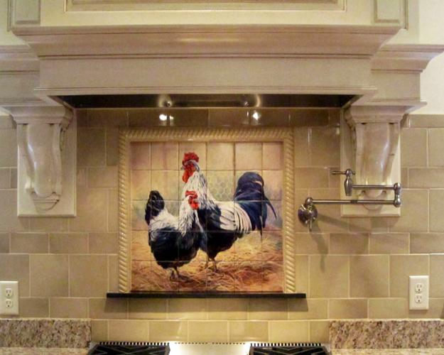 Beautiful Interior Design Ideas Welcoming Roosters into ...