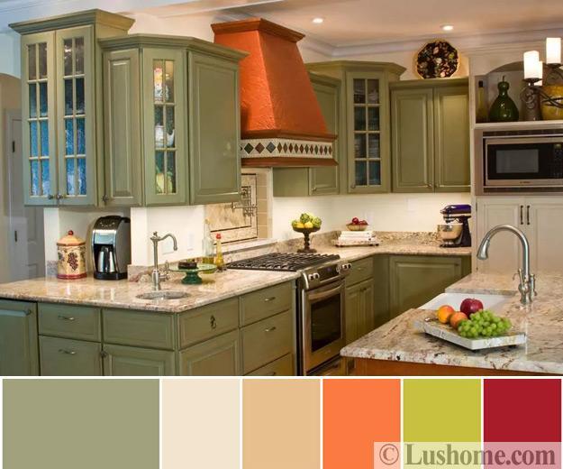Color Schemes Blending Stylish Hues