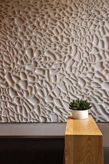 Modern Trends In Decorating With 3d Wall Panels And