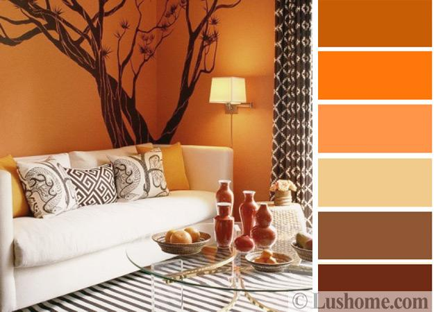 color-palette-lushome-orange-cream-brown Kitchen Colors Ideas Using Brown on orange kitchen color ideas, green kitchen color ideas, grey kitchen color ideas, small kitchen color ideas, red kitchen color ideas, great kitchen color ideas, gray kitchen color ideas, cozy kitchen color ideas, purple kitchen color ideas, bright kitchen color ideas, beige kitchen color ideas, galley kitchen color ideas, behr kitchen color ideas, warm kitchen color ideas, rustic kitchen color ideas, dark kitchen color ideas, black kitchen color ideas, blue kitchen color ideas, yellow kitchen color ideas, turquoise kitchen color ideas,