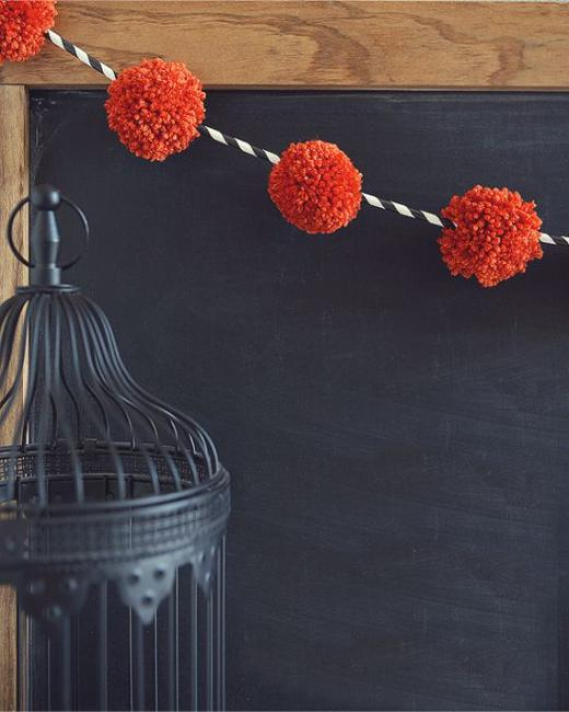20 Recycling Ideas For Home Decor: Recycling For Handmade Garlands, 15 Brilliant Home