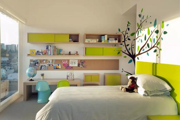 20 Shared Desk Ideas, Kids Rooms with Study Space, Designs ...