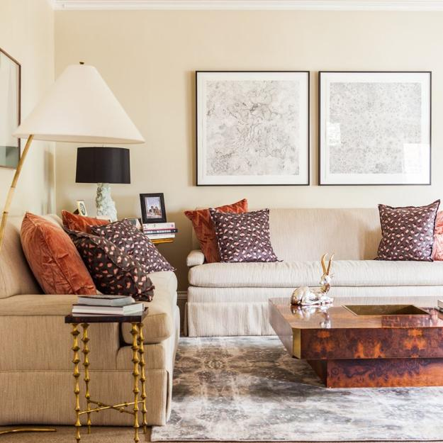 18 Living Room Staging Designs Ideas: Home Staging In Fall, Decorating Ideas To Create Spacious