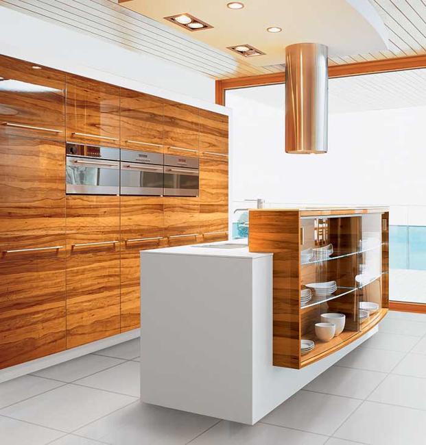Contemporary Kitchen Island: Modern Ideas And Latest Trends Adding Luxury To Kitchen