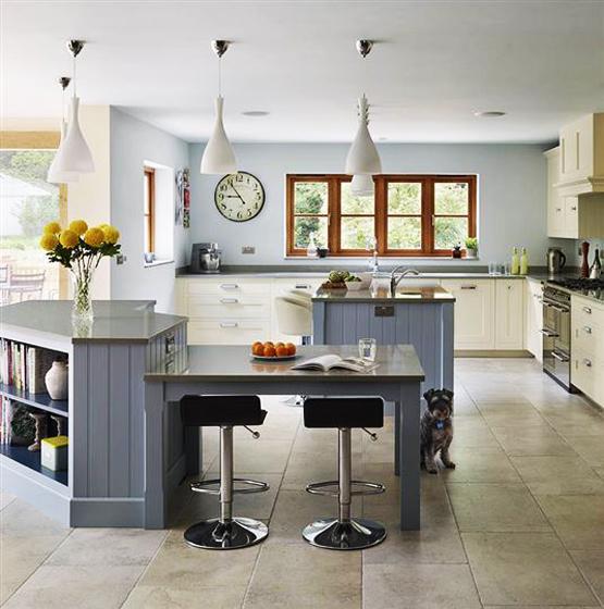 Contemporary Kitchen Island Designs: Modern Ideas And Latest Trends Adding Luxury To Kitchen